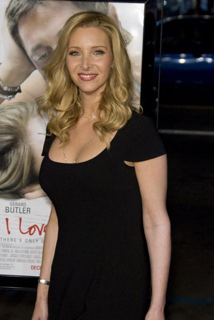 How tall is Lisa Kudrow