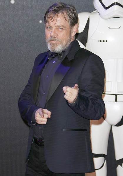 How tall is Mark Hamill