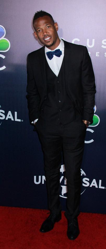 How tall is Marlon Wayans