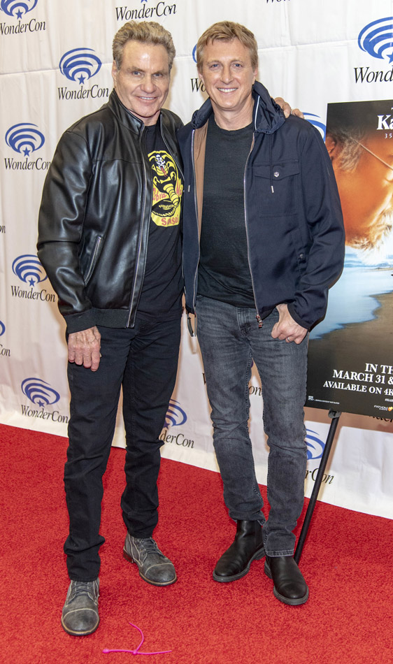 How tall is Martin Kove