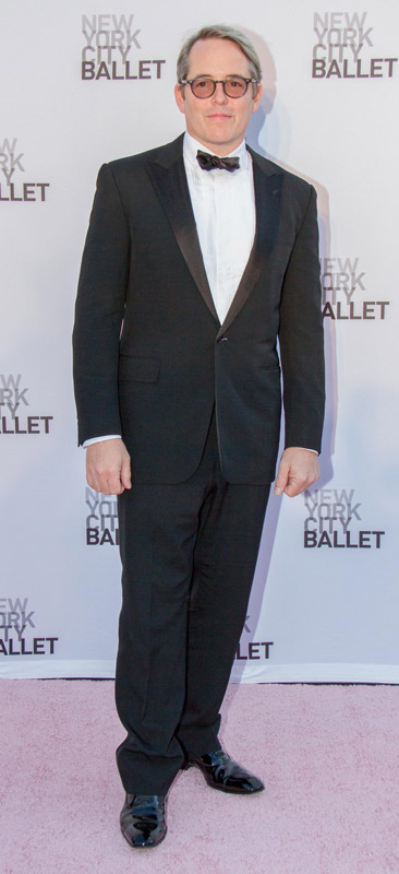 How tall is Matthew Broderick