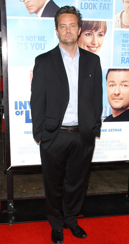Matthew Perry height