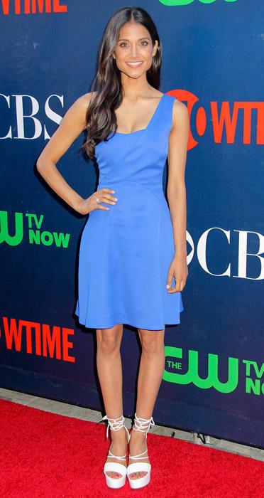 How tall is Melanie Chandra