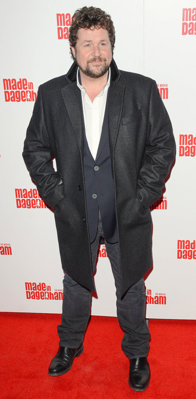 How tall is Michael Ball