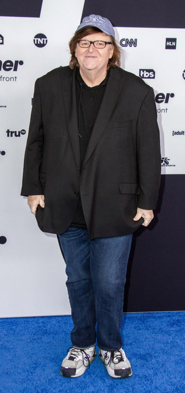 How tall is Michael Moore