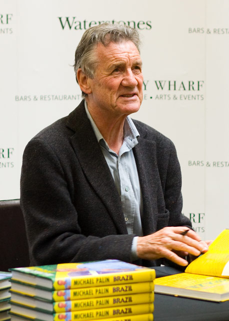 How tall is Michael Palin