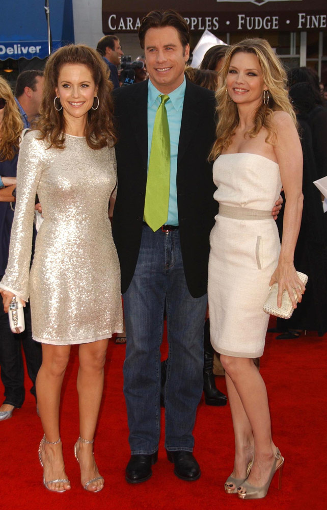 How tall is Michelle Pfeiffer