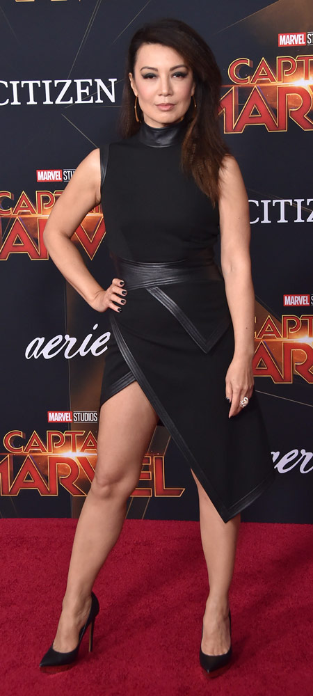 How tall is Ming Na Wen