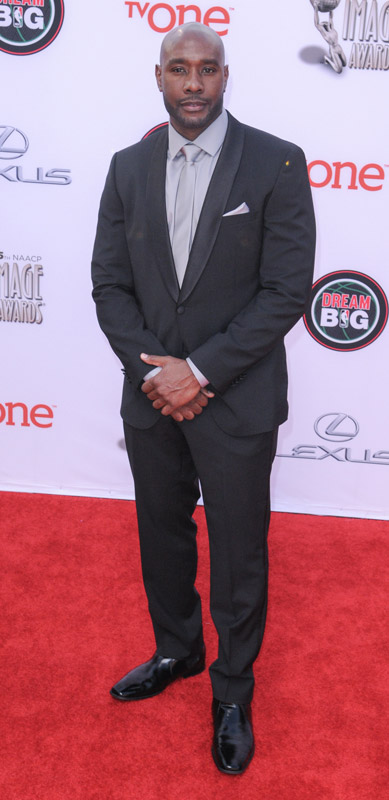 How tall is Morris Chestnut