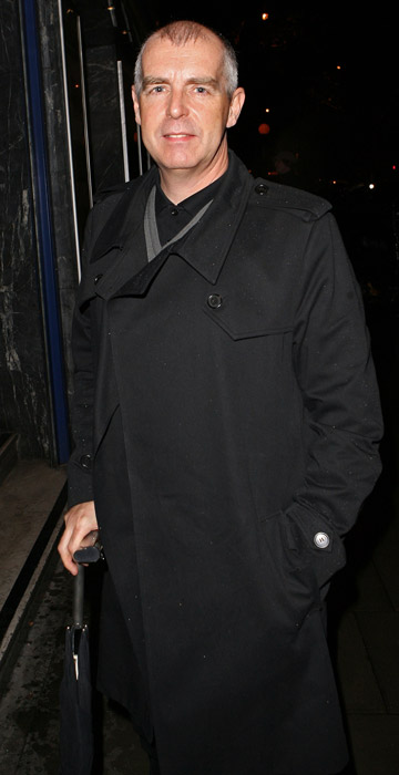How tall is Neil Tennant