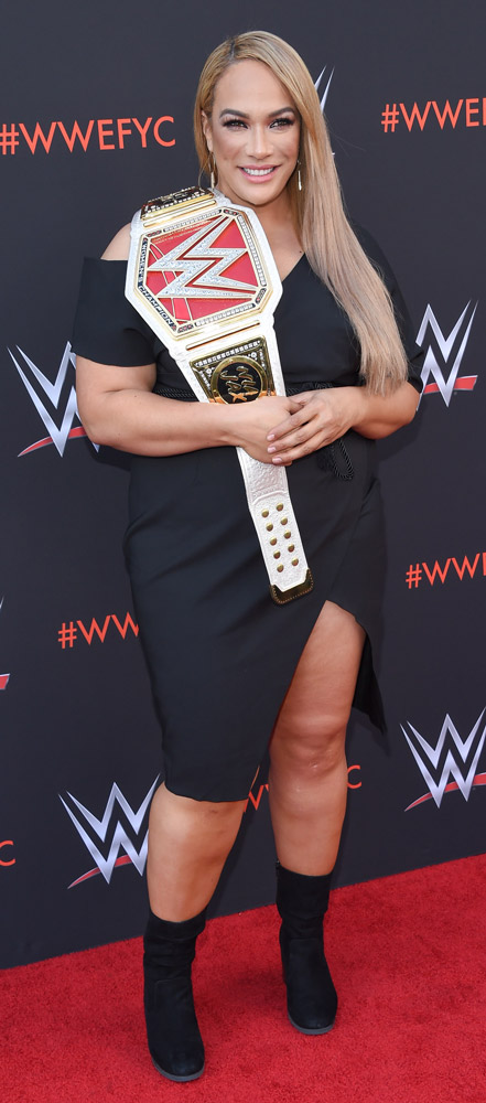 How tall is nia jax