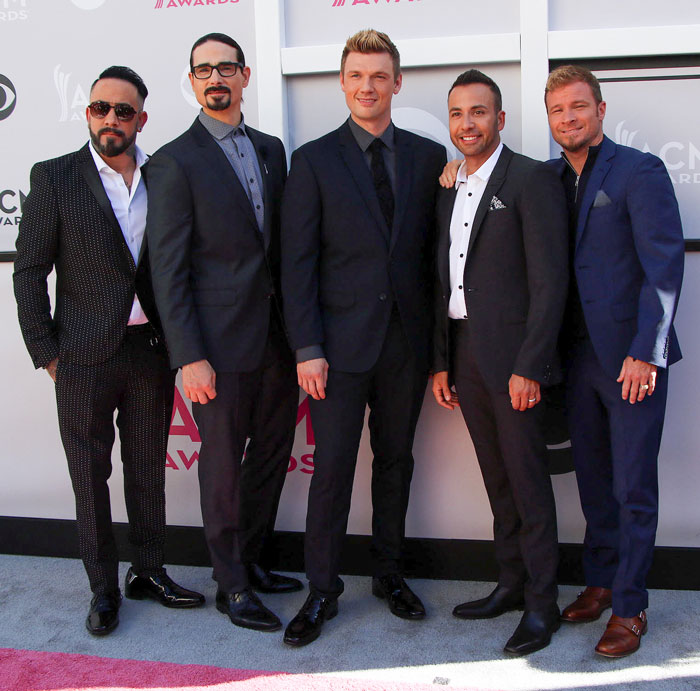 How tall is Nick Carter
