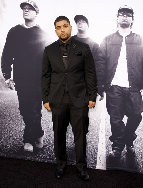 How tall is O'Shea Jackson Jr