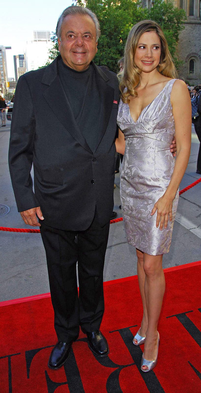 How tall is Paul Sorvino