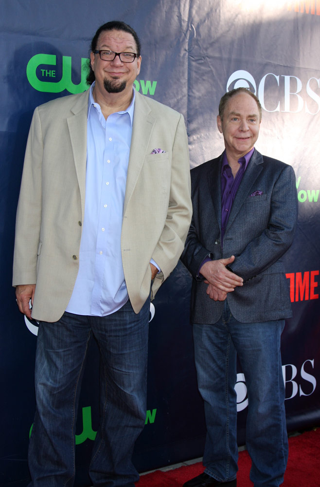 How tall is Penn Jillette