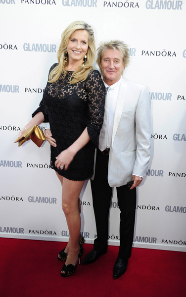 Penny Lancaster very tall