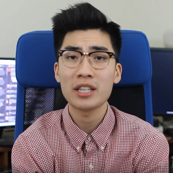 How tall is Ricegum
