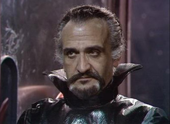 How tall is Roger Delgado
