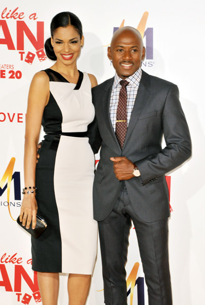 How tall is Romany Malco