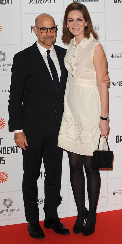 How tall is Stanley Tucci