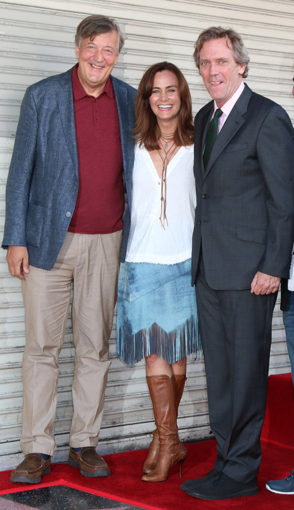How tall is Stephen Fry