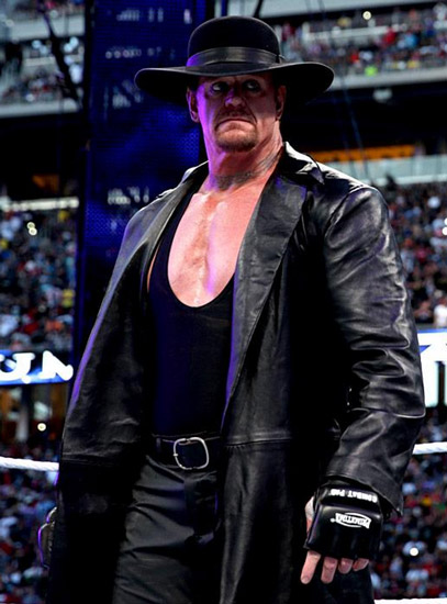 How tall is The Undertaker