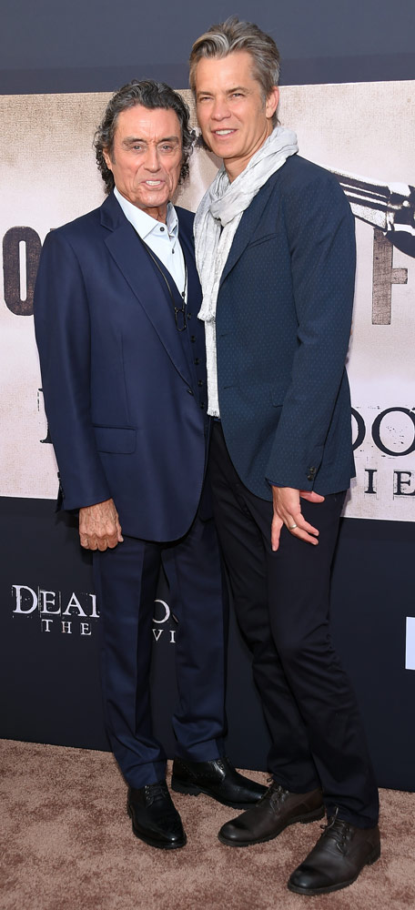 How tall is Timothy Olyphant