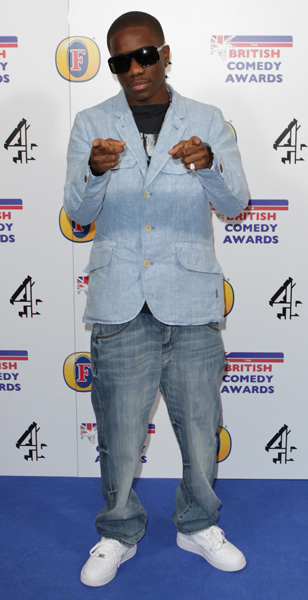 How tall is Tinchy