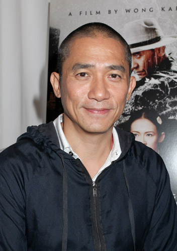 How tall is Tony Leung