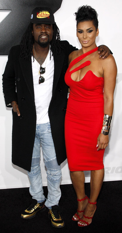 How tall is Rapper Wale