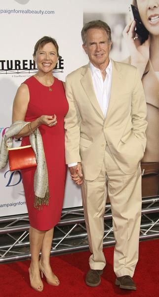 How tall is Warren Beatty