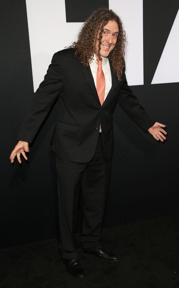 How tall is Weird Al Yankovic