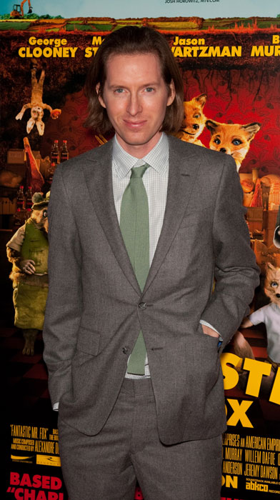 How tall is Wes Anderson