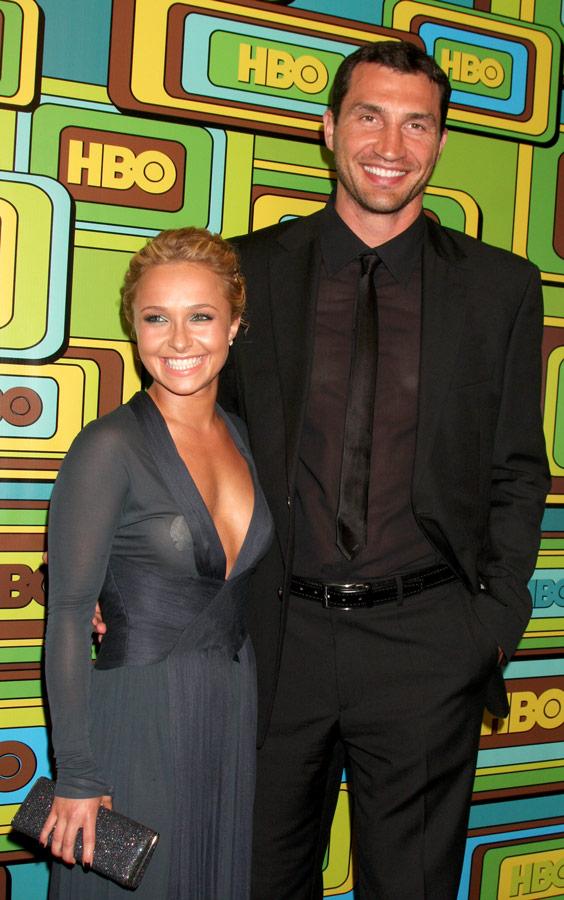 How tall is Wladimir Klitschko